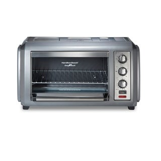 Link to Hamilton Beach Easy Reach Toaster Oven with Roll-Top Door Similar Items in Kitchen Appliances