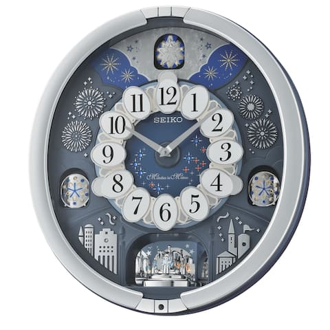 Seiko Glittering Starry Night Melodies in Motion