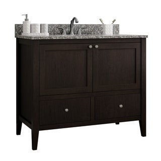 "Vanguard 48"" Single Bathroom Vanity Base Only"