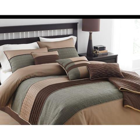 Lexia 7 Pc Comforter Set