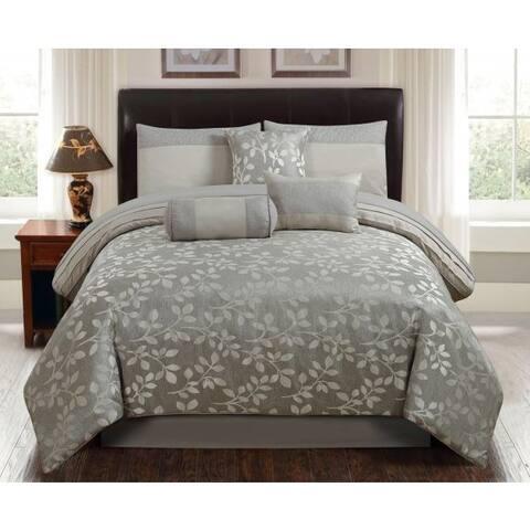Selvy 7 Pc Comforter Set