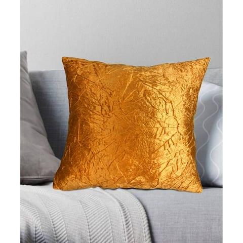 Porch & Den Suzanne Crushed Velvet Throw Pillow