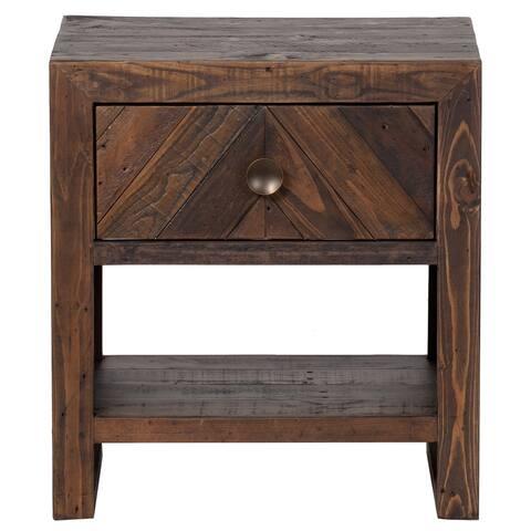 Carbon Loft Bynum 1-drawer Nightstand