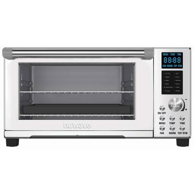 NuWave 20831 Bravo 0.7 Cu. Ft. Air Fryer Toaster Oven