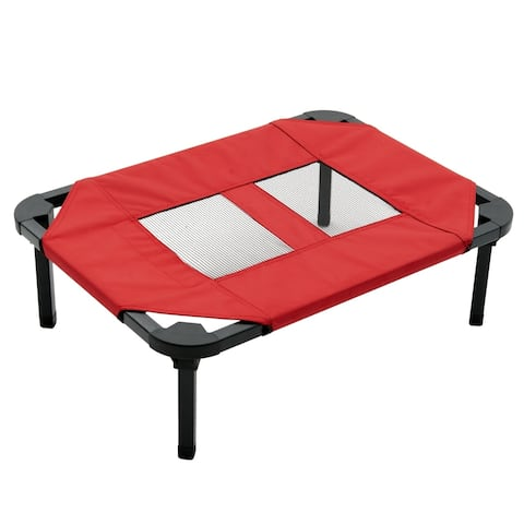Lucky Dog Elevated Pet Bed Cot