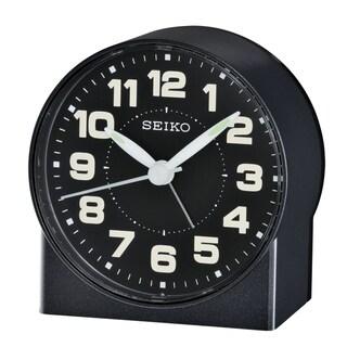 """Seiko 3"""" Compact & Light Weight Alarm"""