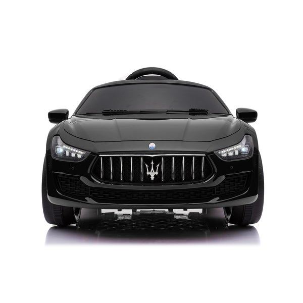 Maserati Ghibli 12V Black. Opens flyout.