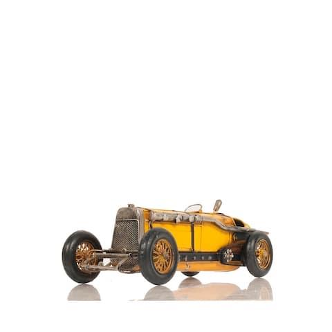 Alfa Romeo P2 Classic Racing Car Model