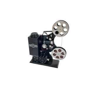 1930s Keystone 8mm Film Projector Model R-8 Metal - N/A