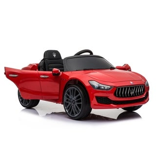 Link to Maserati Ghibli 12V Red Similar Items in Bicycles, Ride-On Toys & Scooters