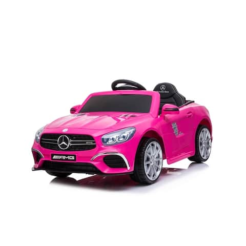 Mercedes SL63 - Pink