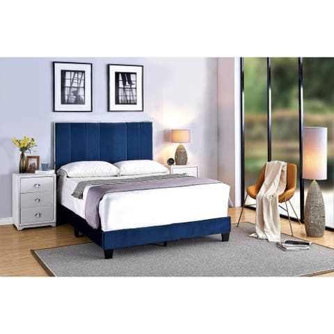 Mallory Upholstered Platform Bed by