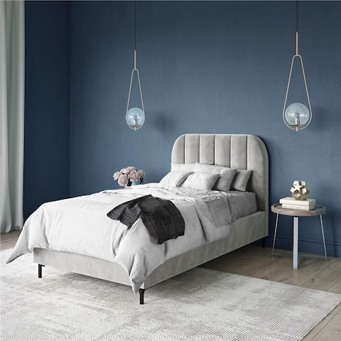 Avenue Greene Catalina Upholstered Bed