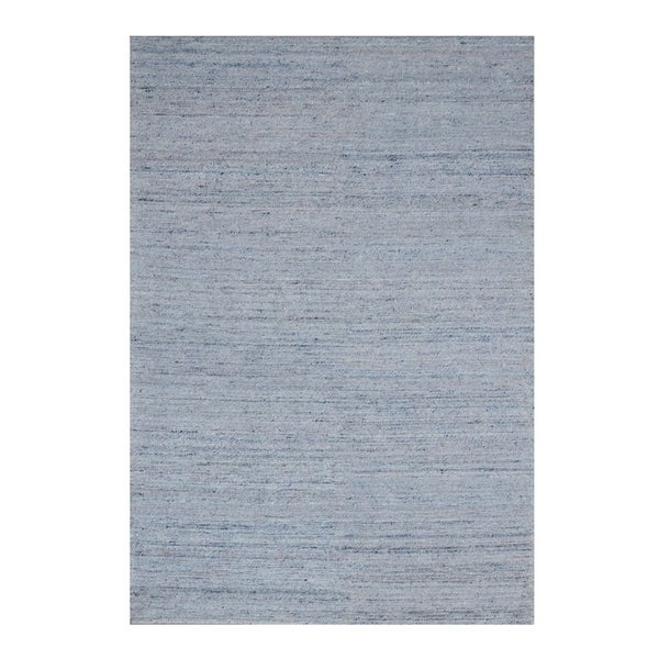 Blue Contemporary Mirage Rug, 10' x 14' - 10' x 14'