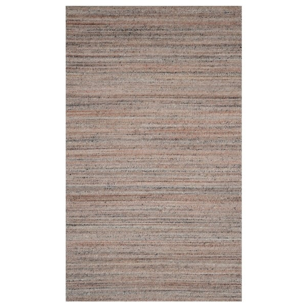 Red Contemporary Mirage Rug, 3' x 5' - 3' x 5'