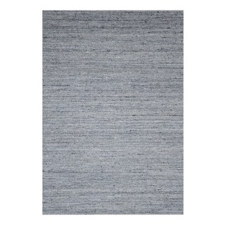 Grey Contemporary Rome Rug, 10' x 14' - 10' x 14'