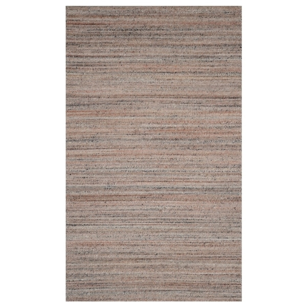 Red Contemporary Mirage Rug, 8' x 10' - 8' x 10'