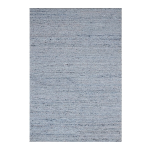 Blue Contemporary Mirage Rug, 8' x 10' - 8' x 10'