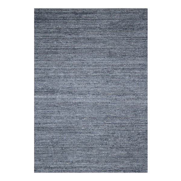 Dark Grey Contemporary Rome Rug, 10' x 14' - 10' x 14'
