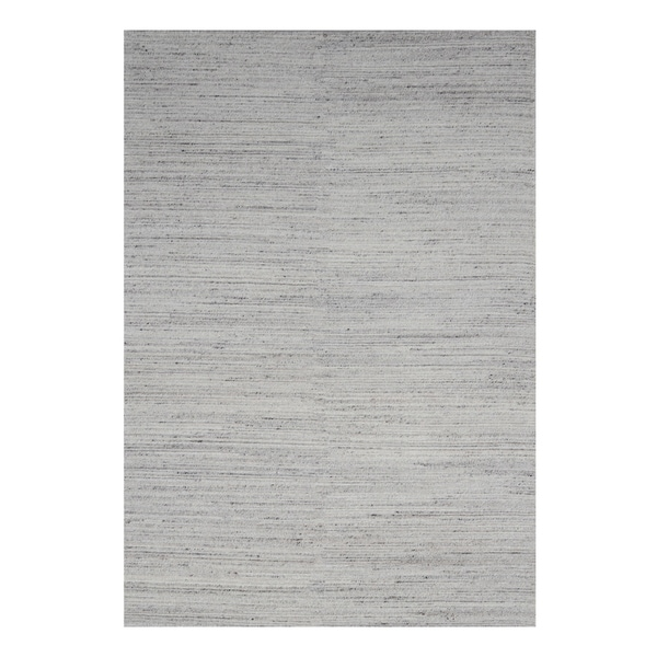 Natural Grey Contemporary Mirage Rug, 3' x 5' - 3' x 5'