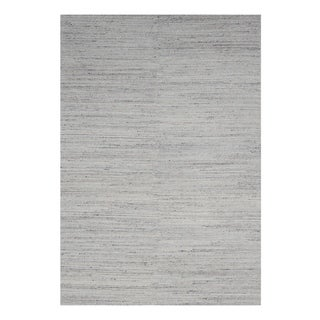 Natural Grey Contemporary Mirage Rug, 12' x 15' - 12' x 15'
