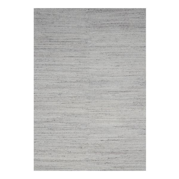 Natural Grey Contemporary Mirage Rug, 12' x 15' - 12' x 15'
