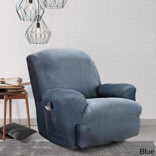 Cool Shop Sure Fit Stretch Stripe Recliner Slipcover Free Creativecarmelina Interior Chair Design Creativecarmelinacom