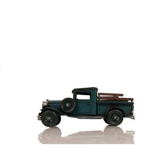 Vintage Ford Model A Pickup Truck Metal Handmade