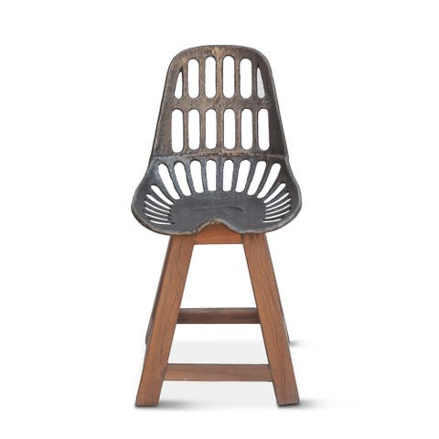 Sterling Antique Tractor Dining Chair