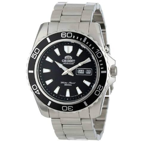 Orient Men's FEM75001BR Mako XL Automatic Stainless Steel Watch