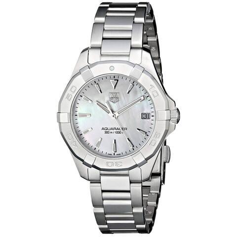Tag Heuer Women's WAY1312.BA0915 Aquaracer Stainless Steel Watch