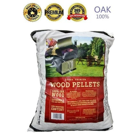 Premium BBQ Wood Pellets for Grilling Smoking Cooking