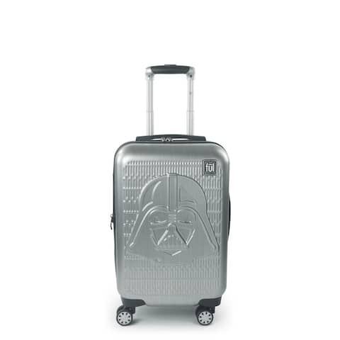 FUL Star Wars Darth Vader Embossed 21in Spinner Suitcase - 21 inch