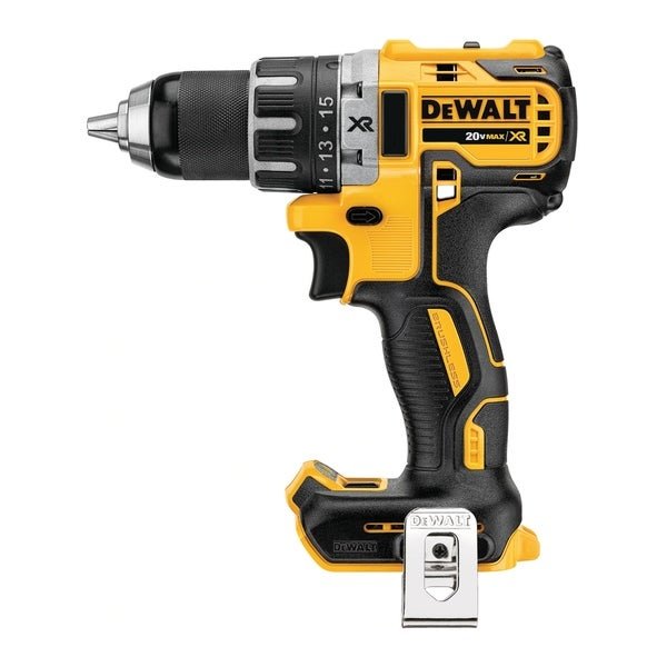 DEWALT 20V MAX XR Brushless Drill/Driver, Compact - Bare Tool