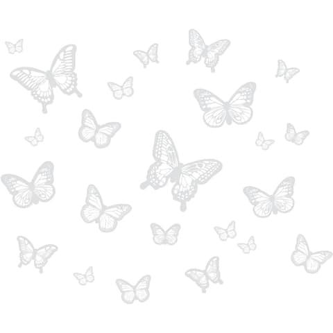 Butterfly Sky Wall Stickers