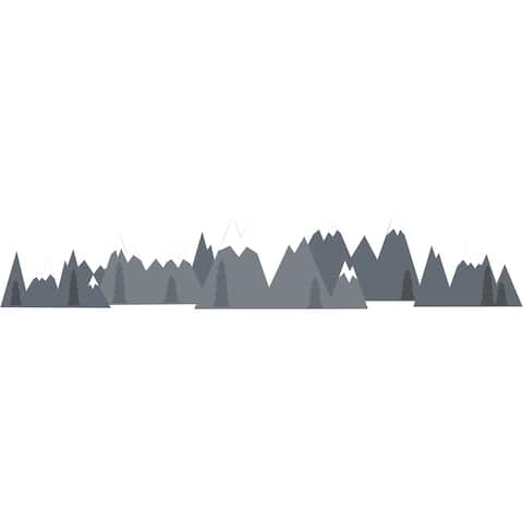 Mountain Range Wall Art Kit