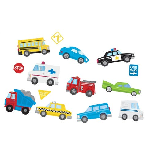 To The Rescue Wall Stickers