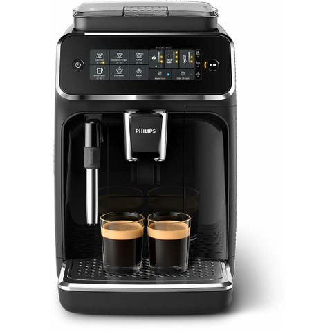 Philips 3200 Series Fully Automatic Espresso Machine w/ Milk Frother