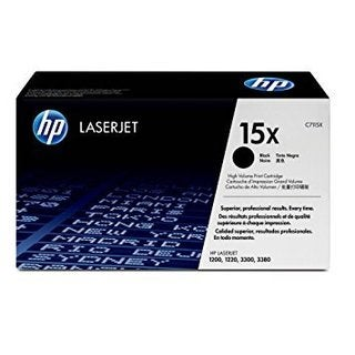 HP Black Toner Cartridge for 1000/1200/1220 Series
