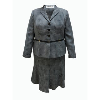 Link to Danillo Skirt Suit Plus Size style#125339 Similar Items in Suits & Suit Separates