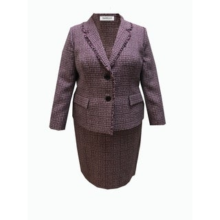 Link to Danillo Skirt Suit Plus Size style#135299 Similar Items in Suits & Suit Separates
