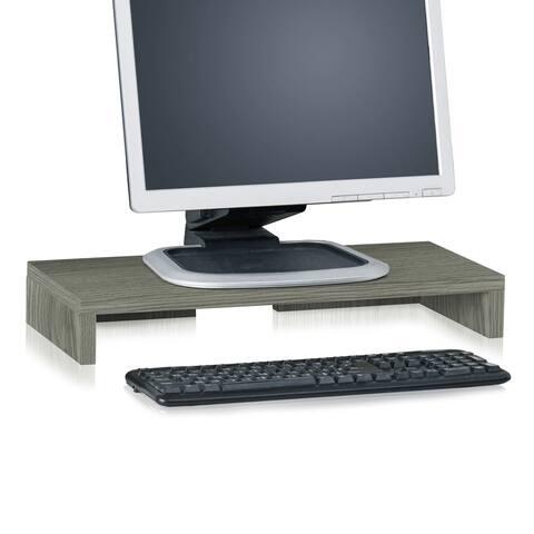 Ashton Eco Computer Monitor Riser Laptop Stand, Grey LIFETIME GUARANTEE
