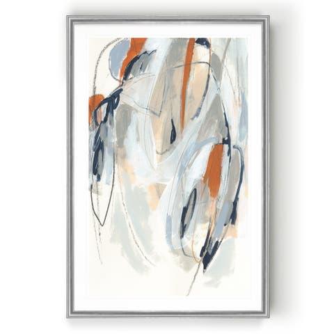 Obfuscation I -Custom Framed Print