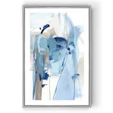 Friday Night I -Custom Framed Print