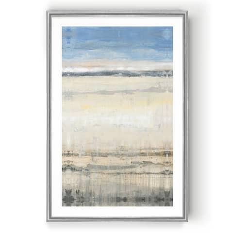 E Transitional Space II -Custom Framed Print