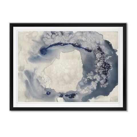 Celestial Paynes I -Custom Framed Print