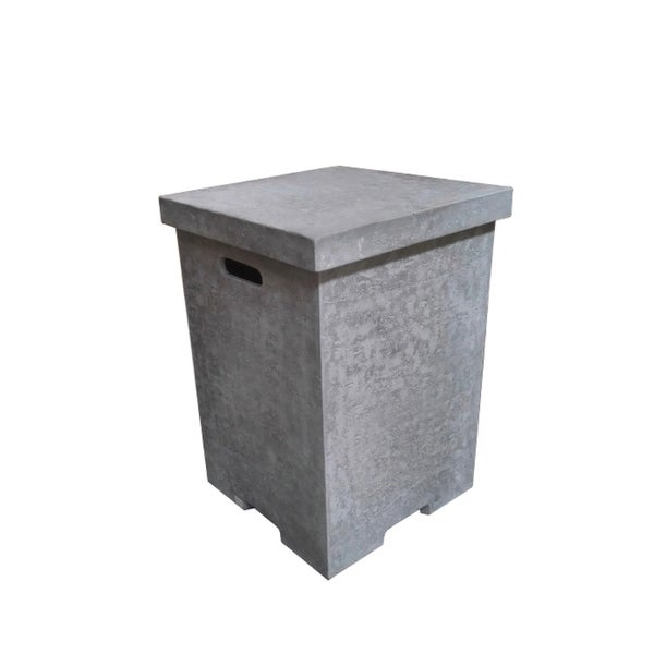 Elementi Manhattan,Metropolis and Hampton Table match Tank Cover Gray