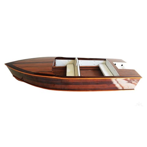 Chris Craft Design Boat 14 Feet