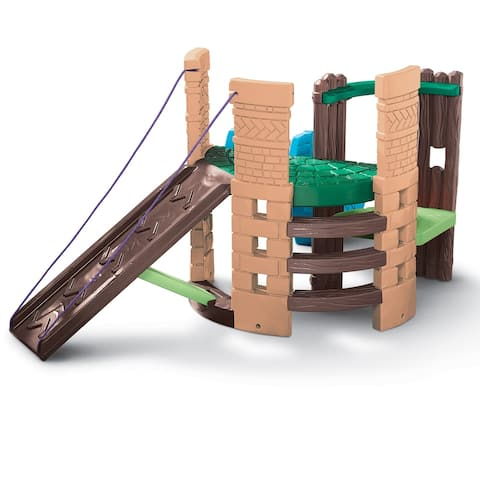 2-in-1 Castle Climber