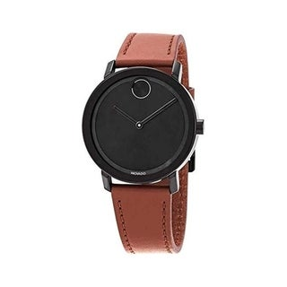 Link to Movado Men's 3600537 'Bold' Gold-Tone Stainless Steel Watch Similar Items in Men's Watches